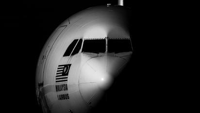 D-AAAM - AirAsia X Airbus A340-300