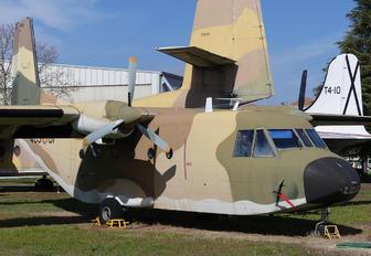 TR.12A-3 - Spain - Air Force Casa C-212 Aviocar