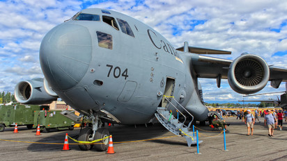 17704 - Canada - Air Force Boeing CC-177 Globemaster III