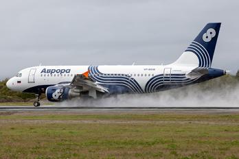 VP-BDM - Aurora Airbus A319