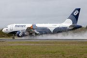 VP-BDM - Aurora Airbus A319 aircraft