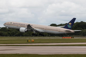 HZ-AK14 - Saudi Arabian Airlines Boeing 777-300ER