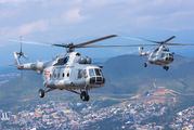 1722 - Mexico - Air Force Mil Mi-17 aircraft