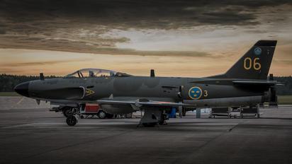 3 / 06 - Sweden - Air Force SAAB J 32 Lansen