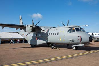 35-45 - Spain - Air Force Casa C-295M