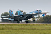 78 - Russia - Navy Sukhoi Su-33 aircraft