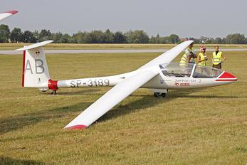 SP-3189 -  PZL SZD-48 Jantar Standard 2