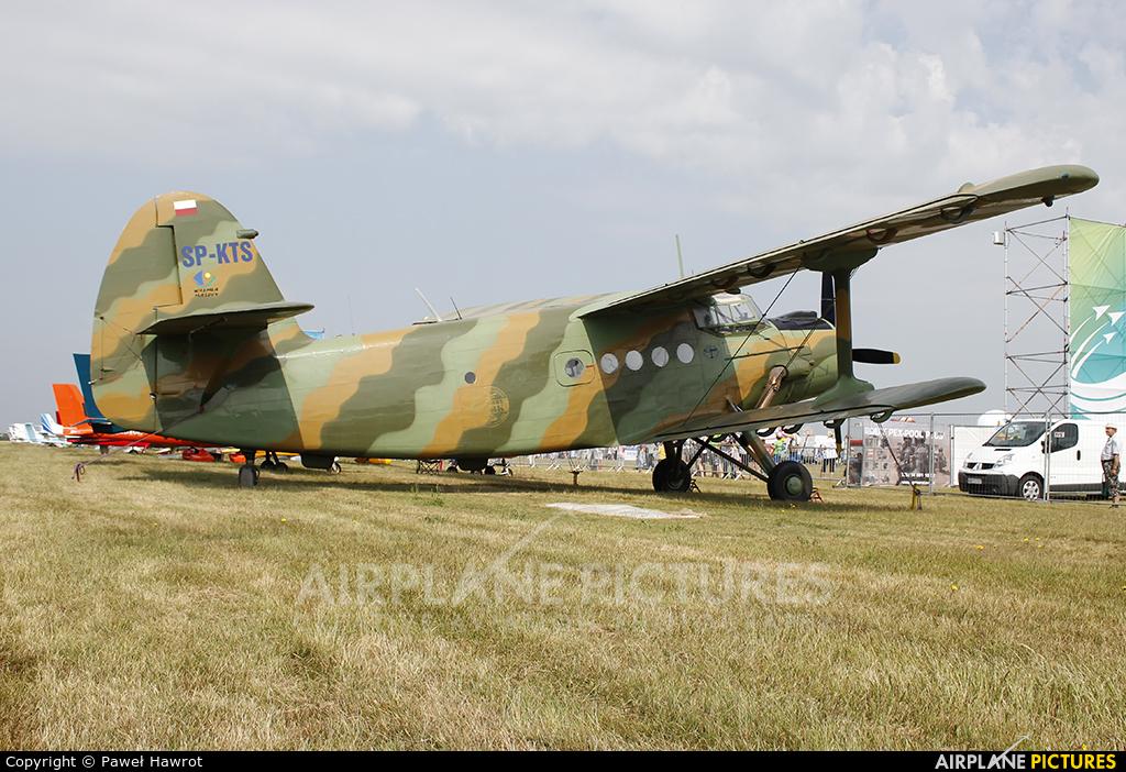 Private SP-KTS aircraft at Rzeszów-Jasionka
