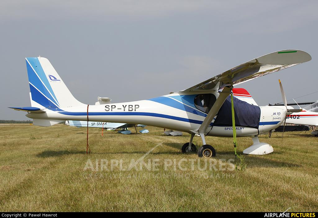 Private SP-YBP aircraft at Rzeszów-Jasionka