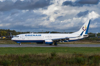 VQ-BJC - Orenair Boeing 737-800