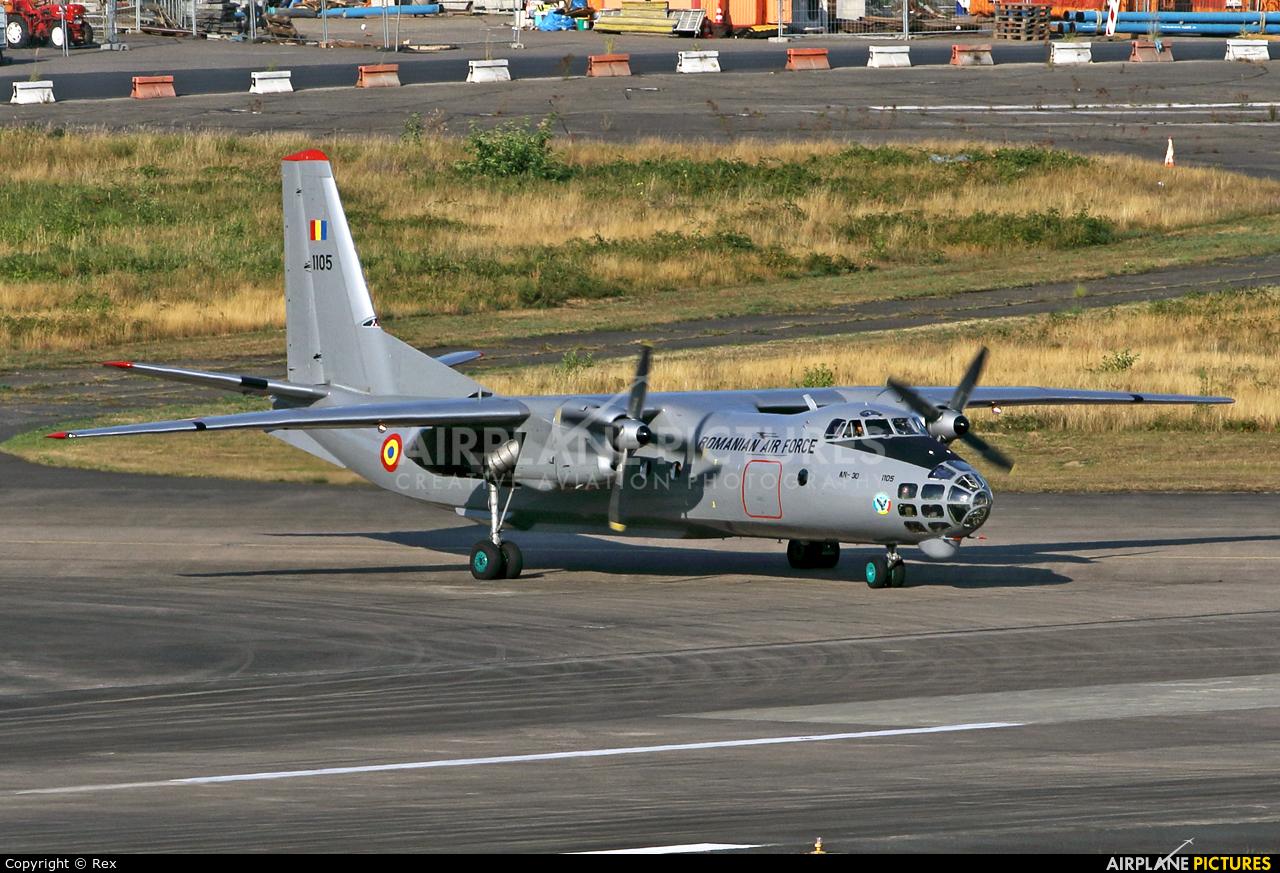Romania - Air Force 1105 aircraft at Cologne Bonn - Konrad Adenauer