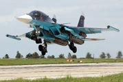 RF-93835 - Russia - Air Force Sukhoi Su-34 aircraft