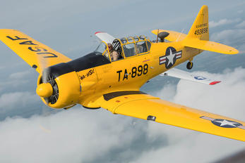 N3715G - Private North American T-6G Texan