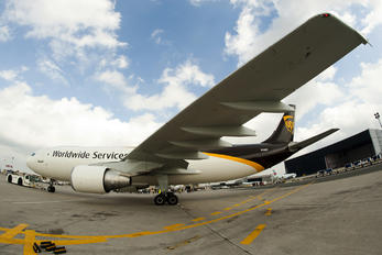 N120UP - UPS - United Parcel Service Airbus A300F