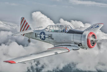 N87H - Private North American Harvard/Texan (AT-6, 16, SNJ series)