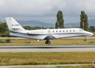 D-CARO - Aerowest Cessna 680 Sovereign