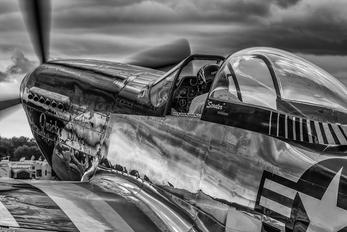 N51HY - Private North American P-51D Mustang