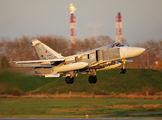 RF-90771 - Russia - Air Force Sukhoi Su-24M aircraft