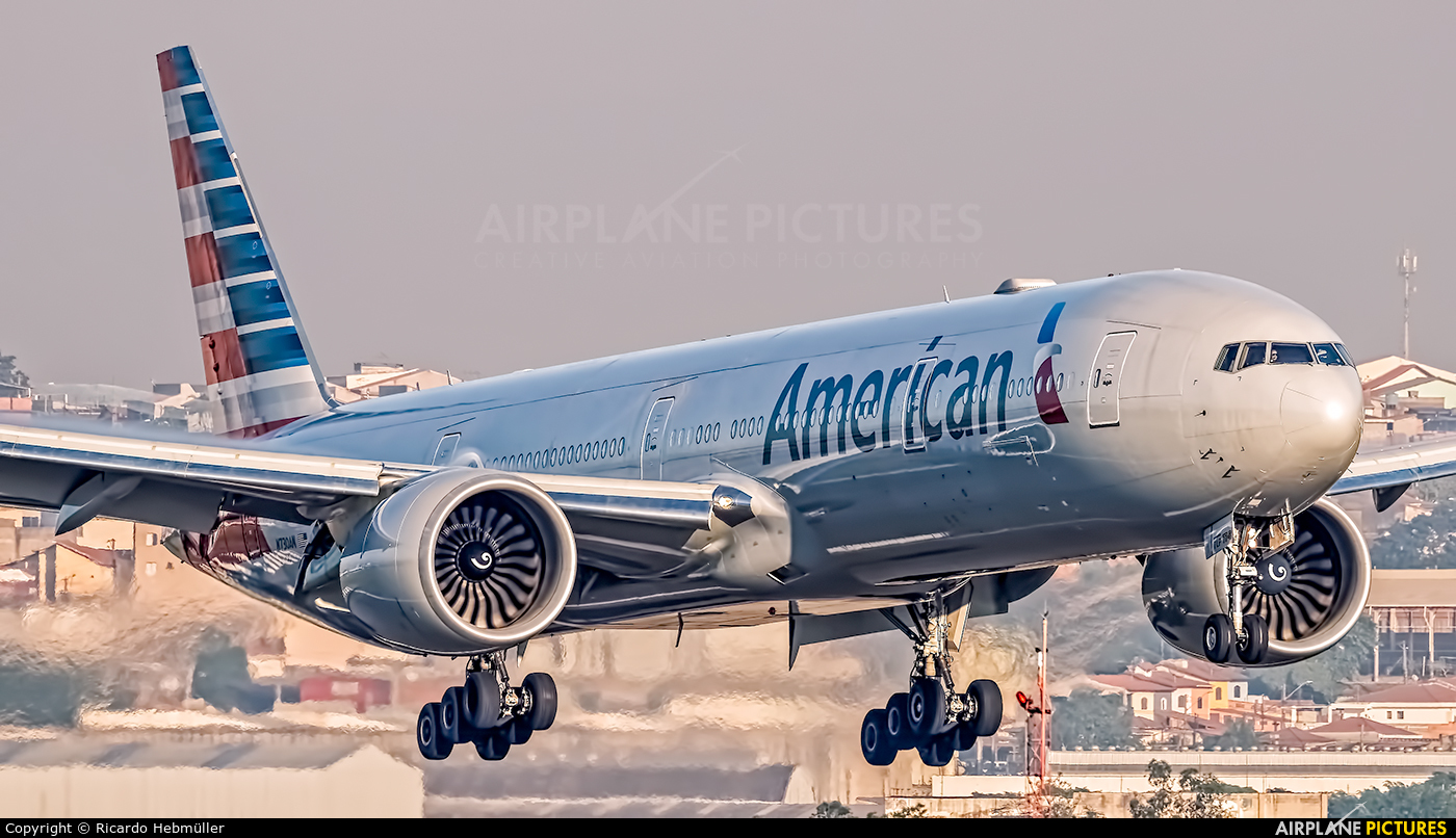 American Airlines N730AN aircraft at São Paulo - Guarulhos