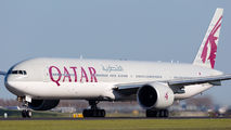 A7-BAZ - Qatar Airways Boeing 777-300ER aircraft