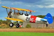 N10053 - Private Boeing Stearman, Kaydet (all models) aircraft