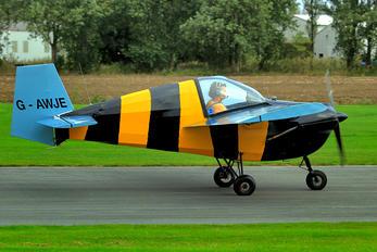 G-AWJE - Private Tipsy Nipper T.66