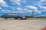 3526 - Mexico - Air Force Boeing 737-800 aircraft