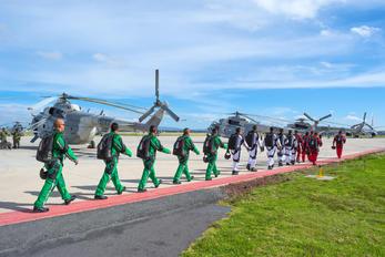 - - Mexico - Air Force Parachute Military