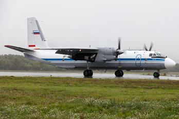 RF-26274 - Russia - Federal Border Guard Service Antonov An-26 (all models)