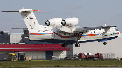 RF-32765 - Russia - МЧС России EMERCOM Beriev Be-200