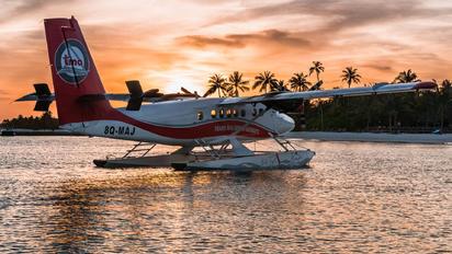 8Q-MAJ - Trans Maldivian Airways - TMA de Havilland Canada DHC-6 Twin Otter