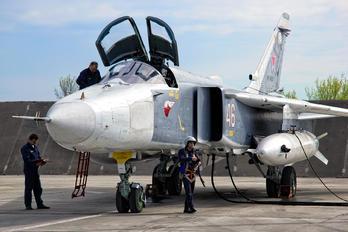 RF-95039 - Russia - Air Force Sukhoi Su-24MR