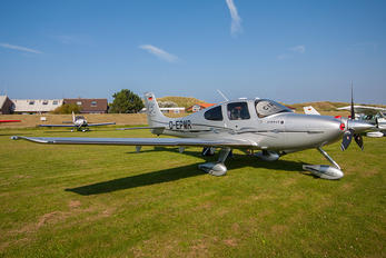 D-EPMR - Private Cirrus SR22