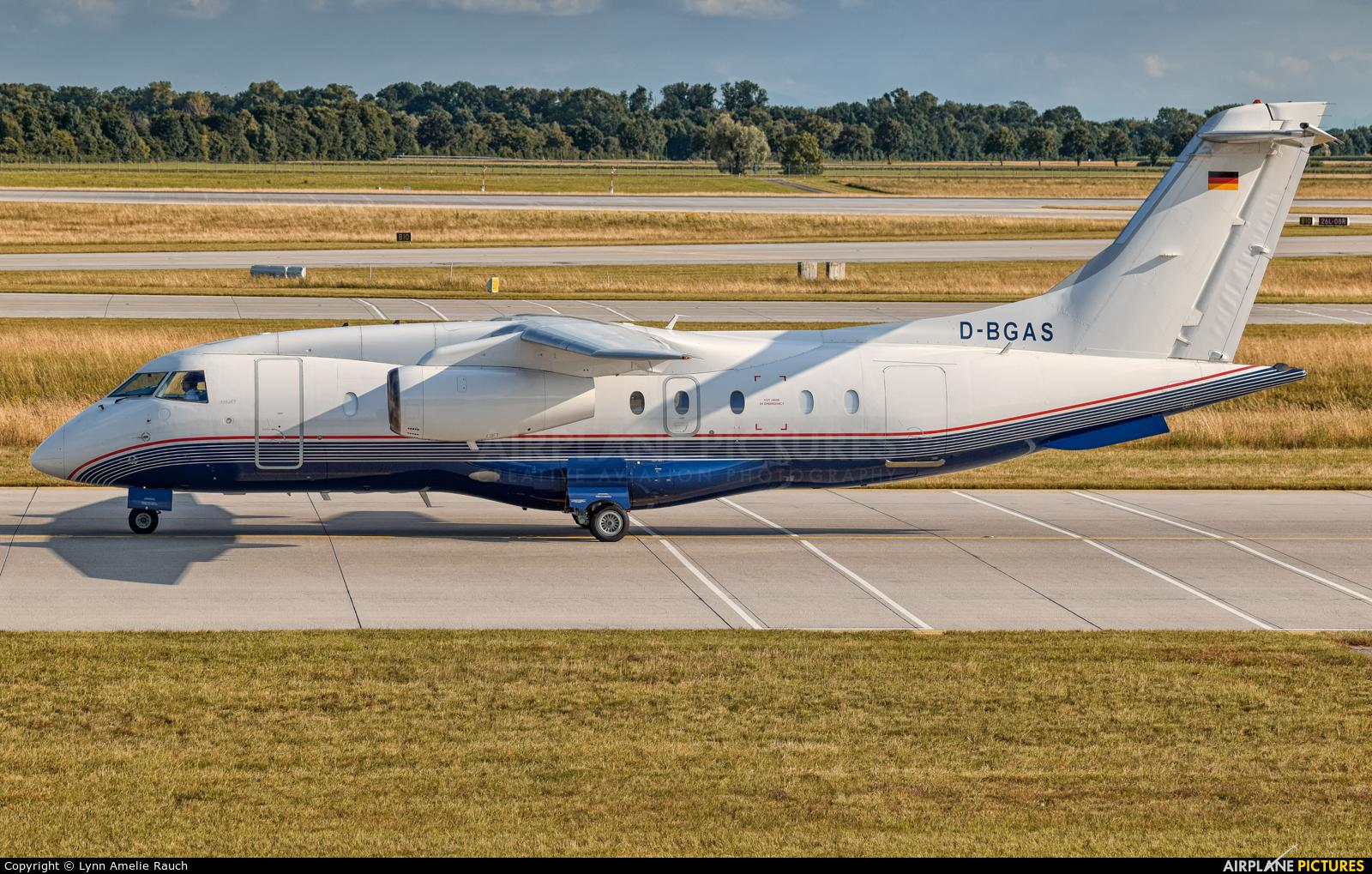 DC Aviation D-BGAS aircraft at Munich