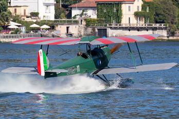 I-ABOU - Private Caproni Ca.100 Caproncino