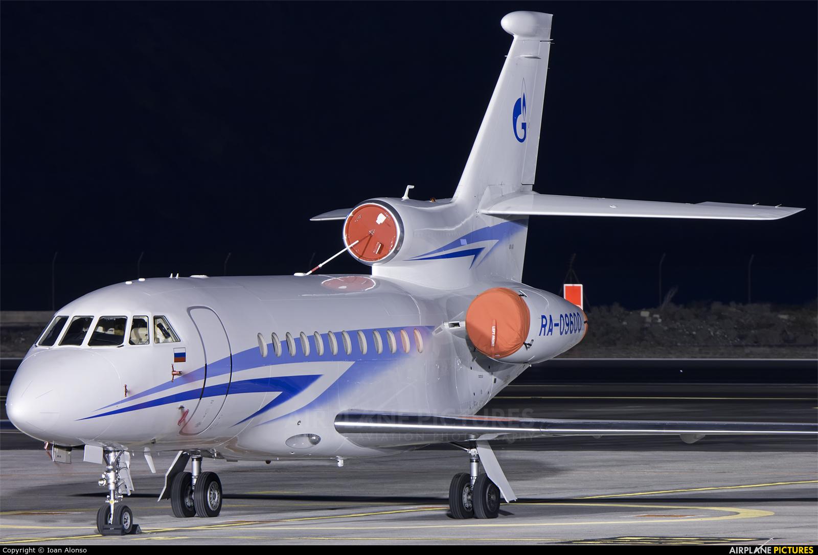 Gazpromavia RA-09600 aircraft at Tenerife Sur - Reina Sofia