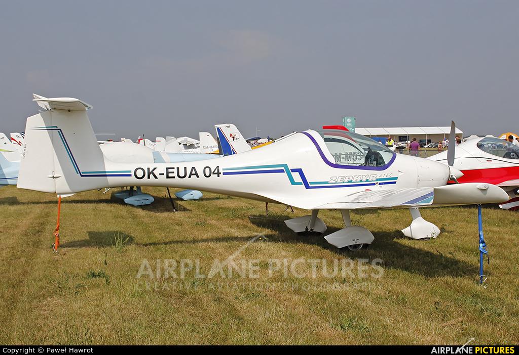 Private OK-EUA 04 aircraft at Rzeszów-Jasionka