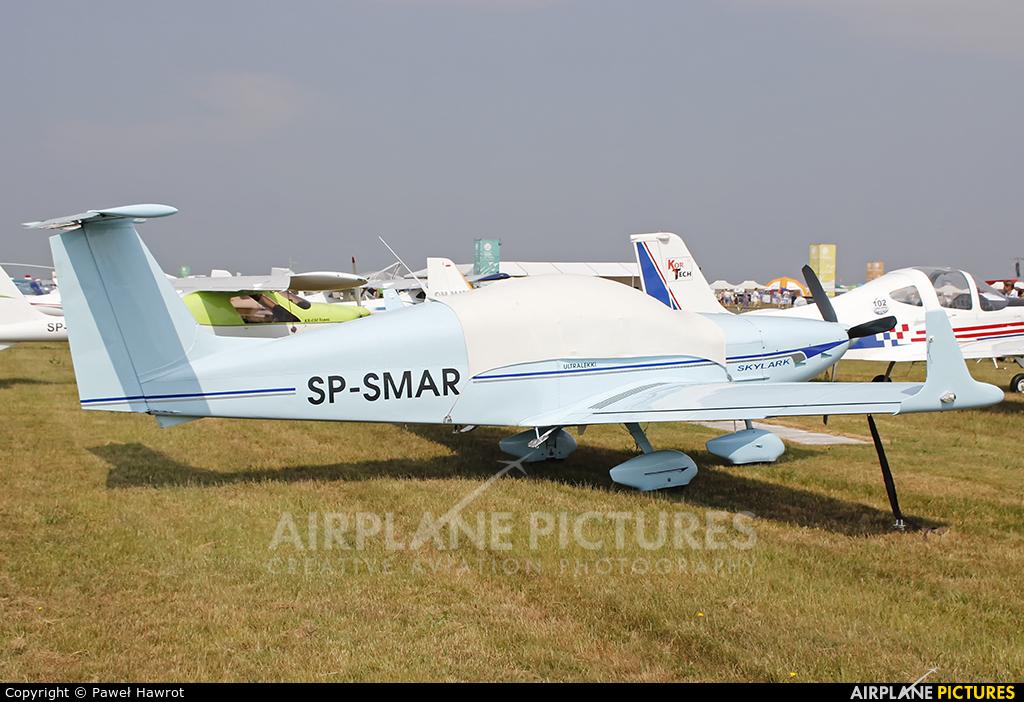Private SP-SMAR aircraft at Rzeszów-Jasionka