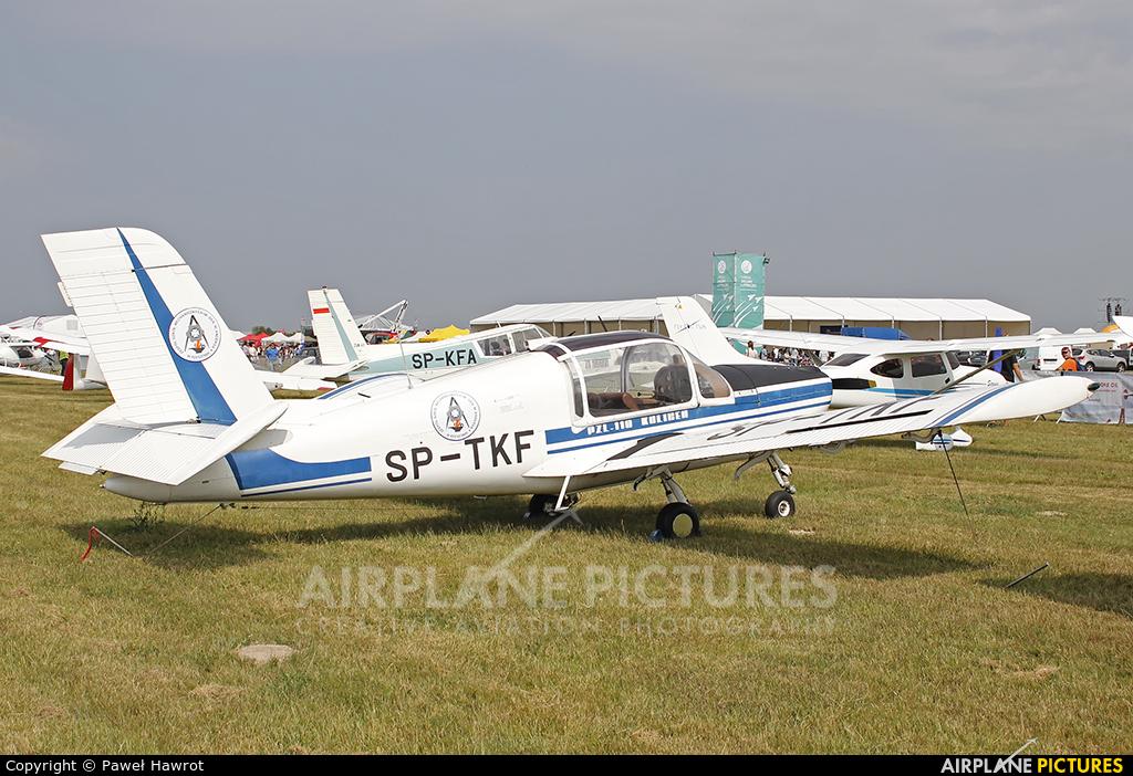 Private SP-TKF aircraft at Rzeszów-Jasionka