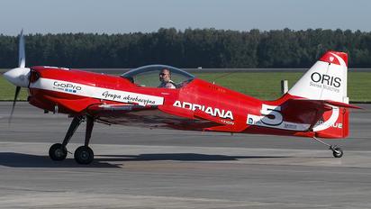 SP-AUE - Grupa Akrobacyjna Żelazny - Acrobatic Group Zlín Aircraft Z-50 L, LX, M series
