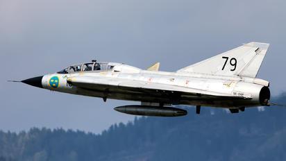 SE-DXP - Swedish Air Force Historic Flight SAAB AJS 37 Viggen
