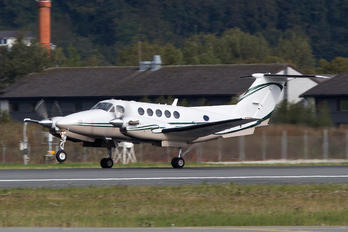 LN-ANP - Sundt Air Beechcraft 200 King Air