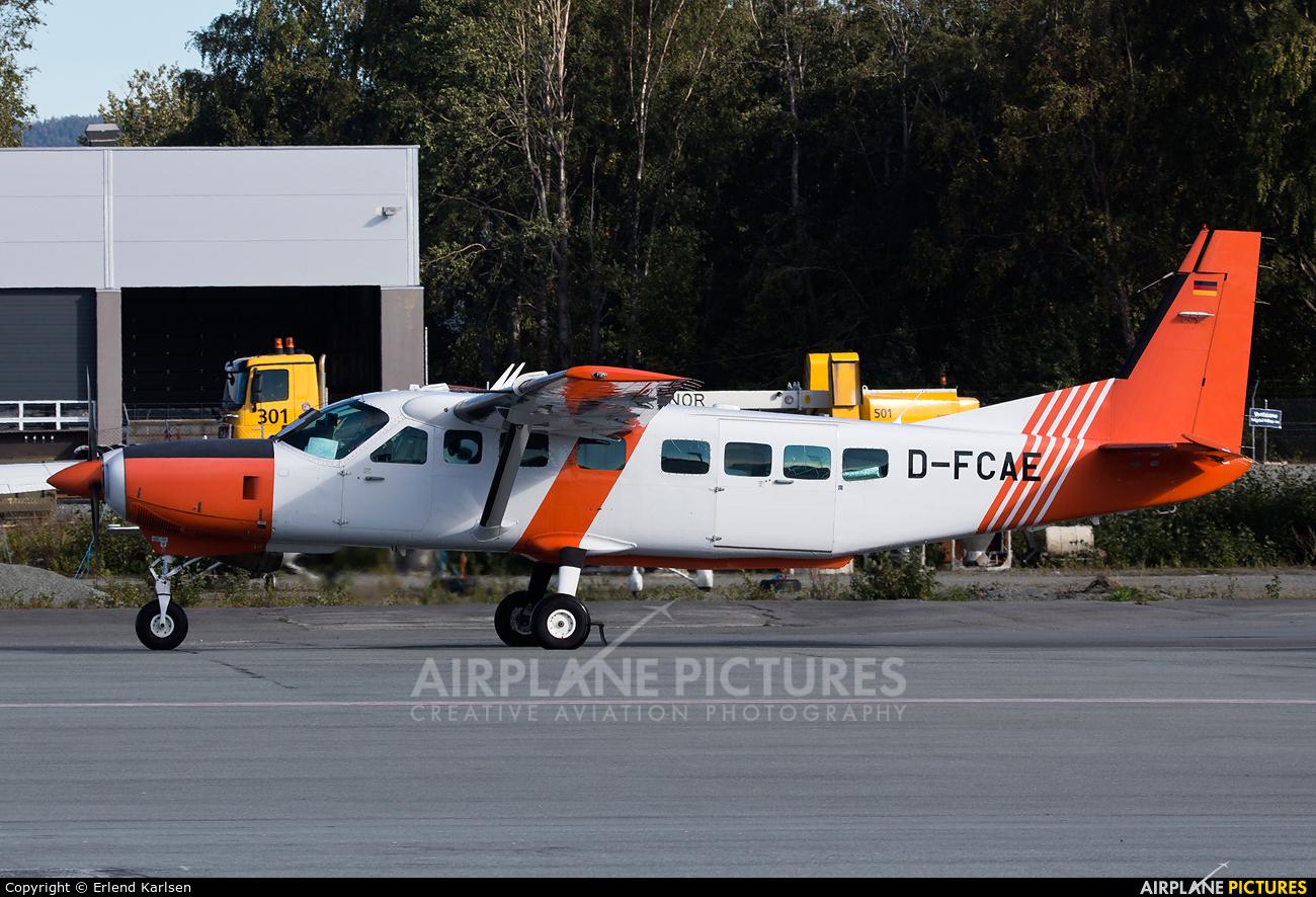 CAE Aviation D-FCAE aircraft at Trondheim - Vaernes