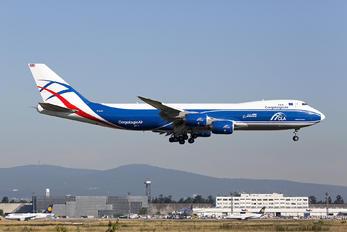 G-CLAB - Cargologicair Boeing 747-8F