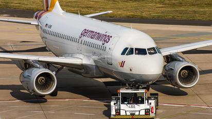D-AGWQ - Germanwings Airbus A319