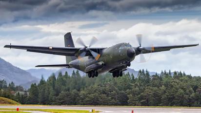 50+77 - Germany - Air Force Transall C-160D