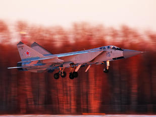 15 BLUE - Russia - Air Force Mikoyan-Gurevich MiG-31 (all models)