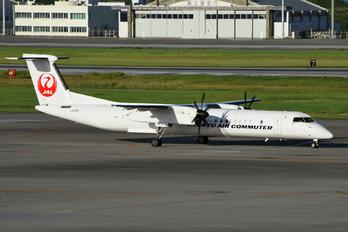 JA82RC - Ryukyu Air Commuter de Havilland Canada DHC-8-402Q Dash 8