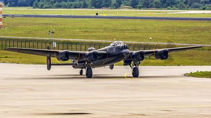 "PA474 - Royal Air Force ""Battle of Britain Memorial Flight"" Avro 683 Lancaster B. I"
