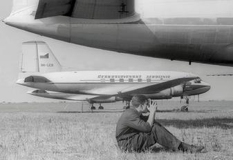 OK-LCD - CSA - Czech Airlines Ilyushin Il-14 (all models)